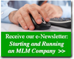FREE email newsletter to qualifying executives of MLM Startup companies.